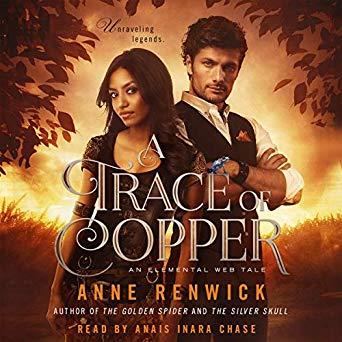 """""""A Trace of Copper"""" by Anne Renwick –Update"""