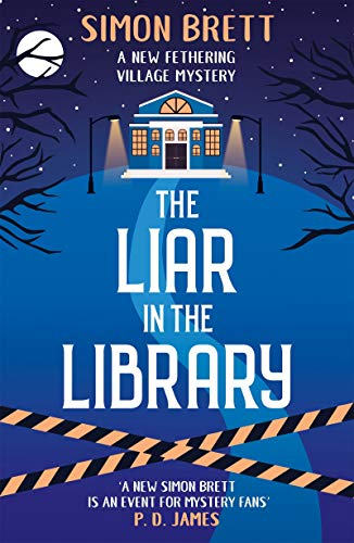 """Liar in the Library"" by Simon Brett"