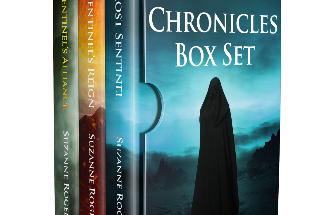 Announcing: Silent Sea Chronicles Boxed Set by Suzanne Rogerson