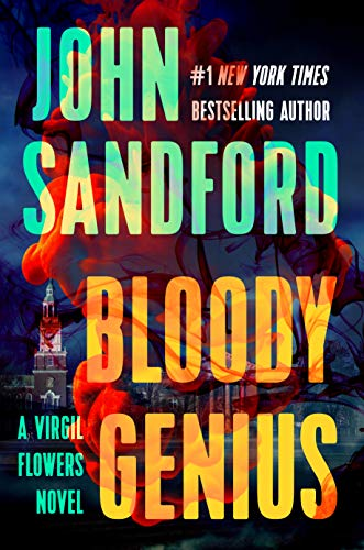 """Bloody Genius"" by John Sandford"