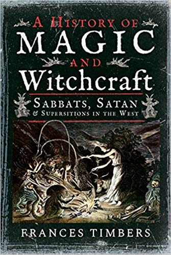"""""""A History of Magic and Witchcraft"""" by FrancesTimbers"""
