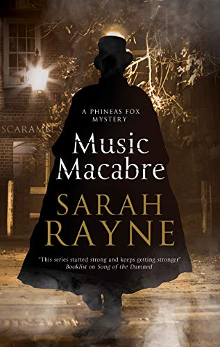 """Music Macabre"" by Sarah Rayne"