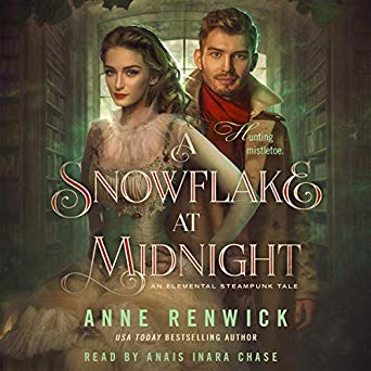"""A Snowflake at Midnight"" by Anne Renwick – Audiobook"
