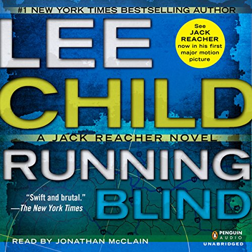 """Running Blind"" by Lee Child"