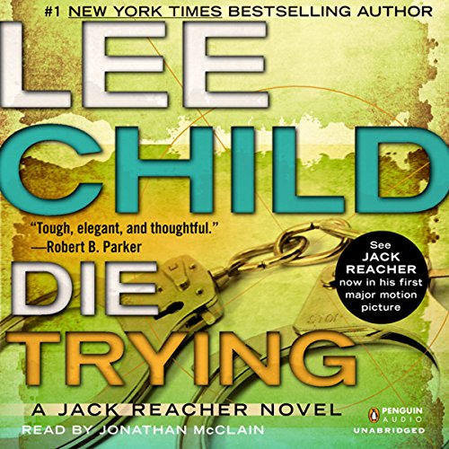 """Flash Review!: """"Die Trying"""" by LeeChild"""
