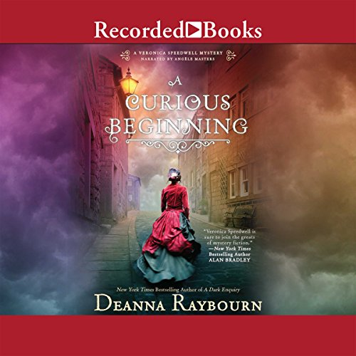 "Flash Review: ""A Curious Beginning"" by Deanna Raybourn"