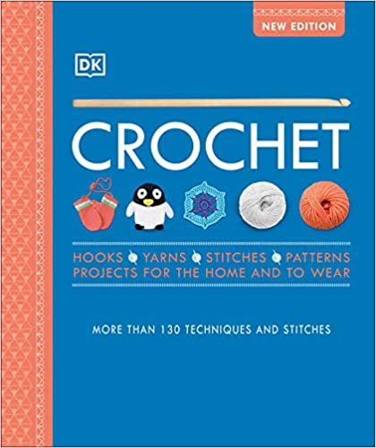 """Crochet"" from DK Publishing"